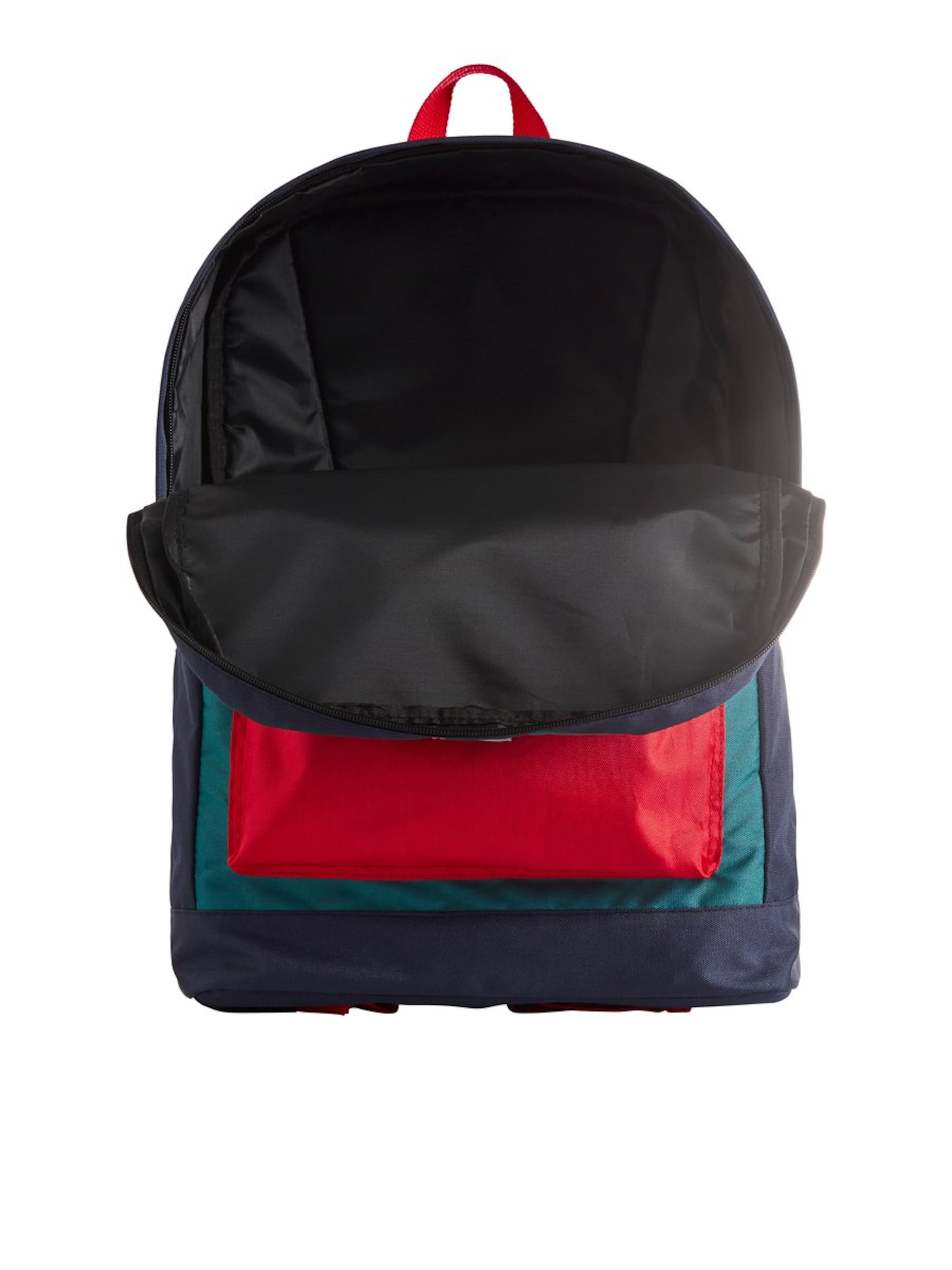 Jackamp; Rot Jones Rucksack In TürkisUltramarinblau 54L3ARj