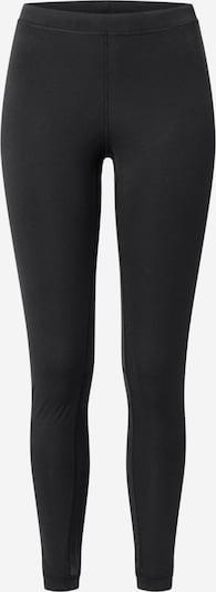 Pantaloni sport Lacoste Sport pe negru, Vizualizare produs