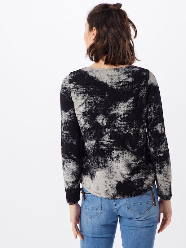 Monari Pullover in grau   schwarz schwarz schwarz   silber  Bequem und günstig 145f40