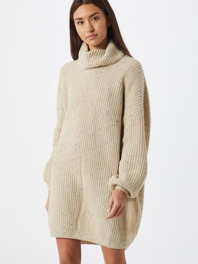 BILLABONG Gebreide jurk 'Free World' in de kleur Wit, Modelweergave