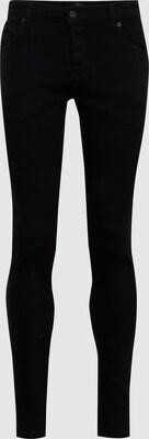 !Solid Jeans 'DEXTER' in Zwart