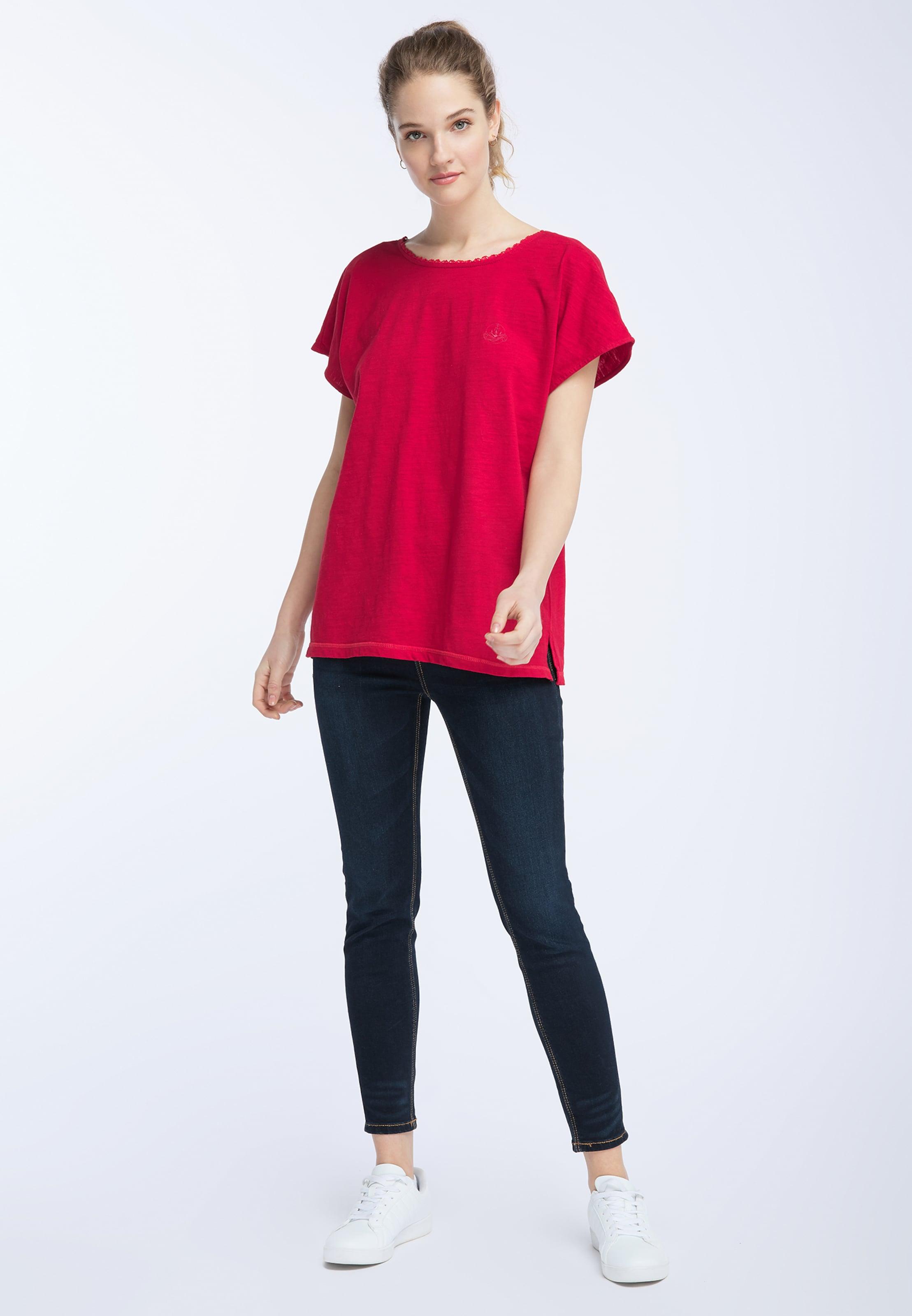 Dreimaster T Dreimaster shirt Rouge En T shirt En Rouge cT5lFKJu13
