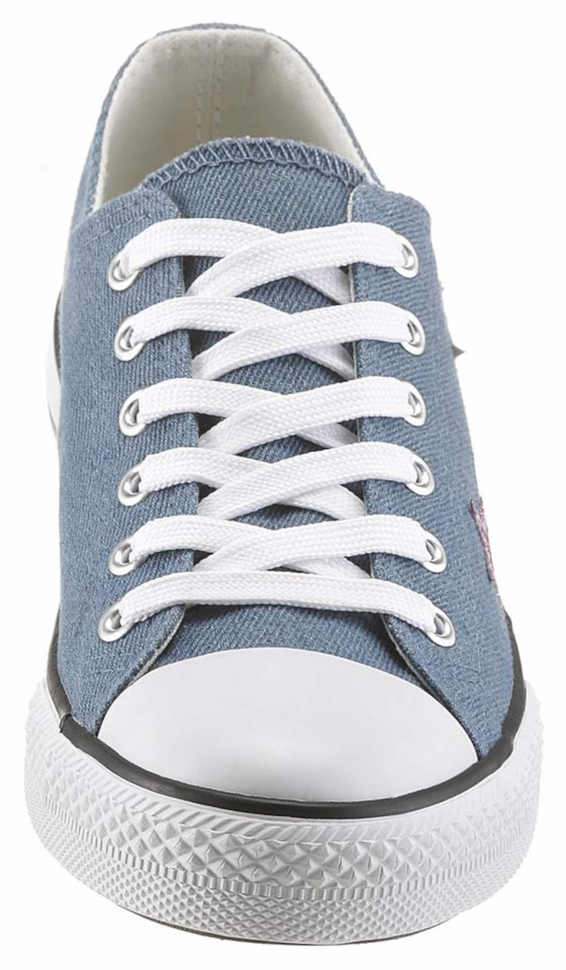 Blue In Sneaker Denim Arizona OTlwPXkZiu
