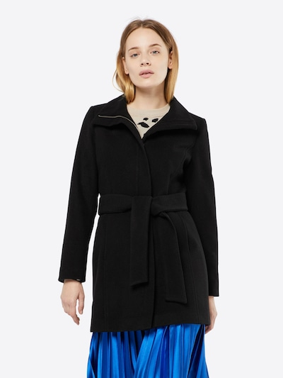 heine 'Veste en laine' Mantel in schwarz, Modelansicht