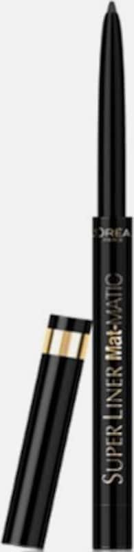 L'Oréal Paris 'Super Liner Mat Matic', Eyeliner