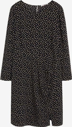 VIOLETA by Mango Kleid in gelb / schwarz, Produktansicht