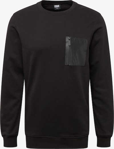 Megztinis be užsegimo iš Urban Classics , spalva - juoda, Prekių apžvalga