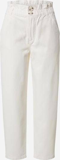 Pantaloni 'ODEL' JACQUELINE de YONG pe alb, Vizualizare produs