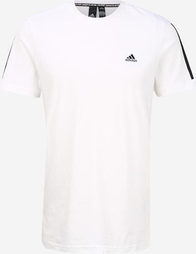 ADIDAS PERFORMANCE T-Shirt fonctionnel 'M MHD TEE 3S' en blanc, Vue avec produit