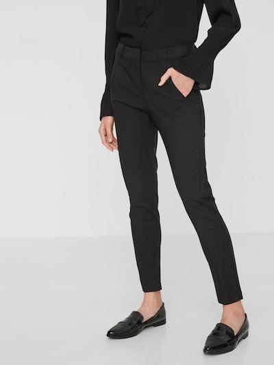 VERO MODA Ankle Pants 'Vmvictoria' in schwarz, Modelansicht