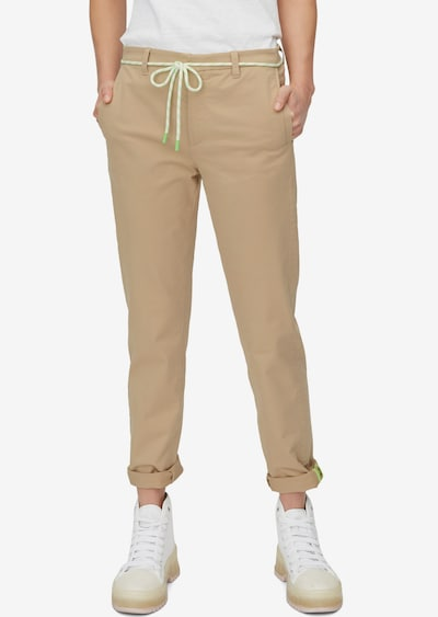 Marc O'Polo DENIM Chinohose in beige, Modelansicht