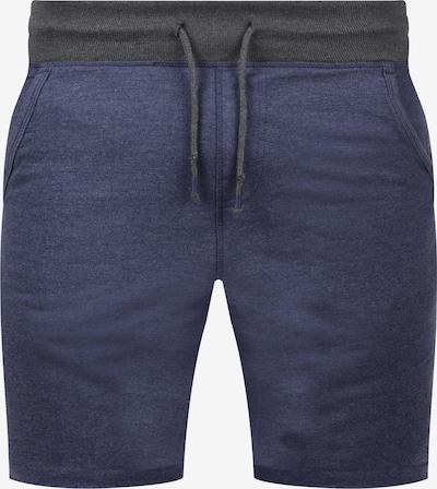 BLEND Sweatshorts 'Julio' in blau / dunkelgrau, Produktansicht