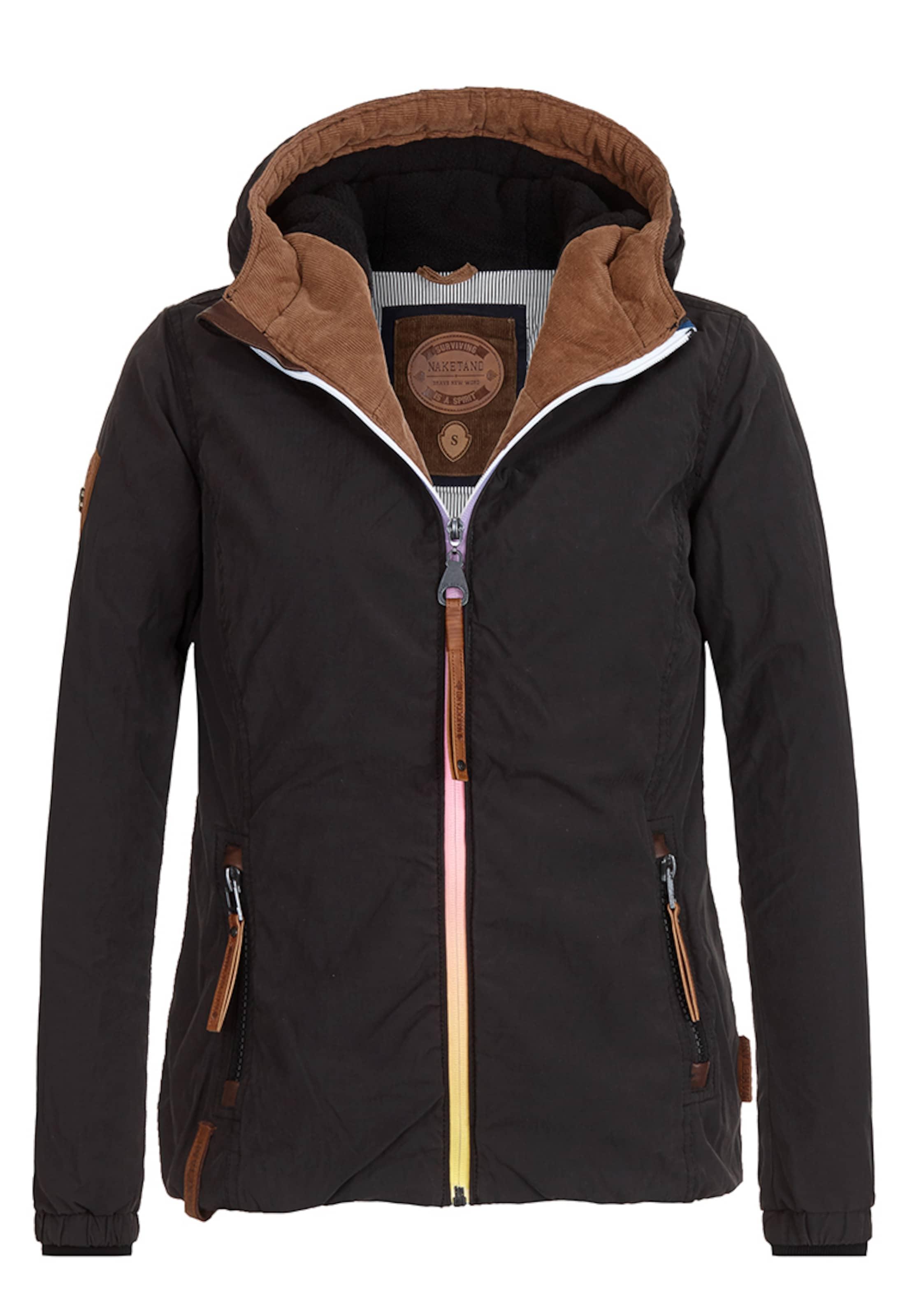 Billige Sast naketano Female Jacket 'Du bist hier in Werl!' Für Schön Gutes Verkauf Günstiger Preis Erkunden Billig 2018 Q9GWE