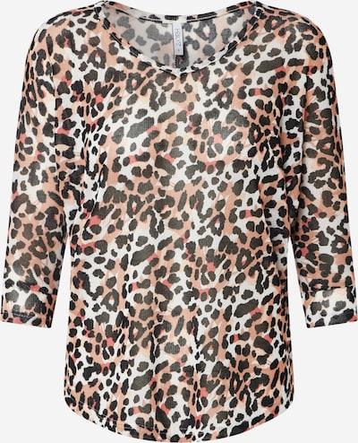 Hailys Pullover 'Lisa' in braun / schwarz, Produktansicht