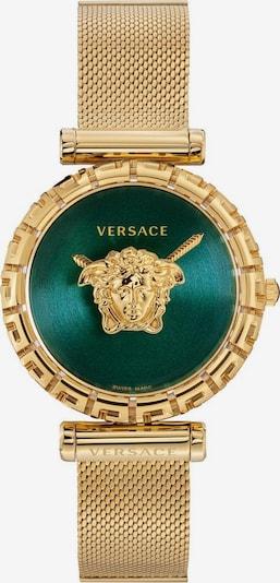 VERSACE Uhr 'VEDV00819' in gold / smaragd, Produktansicht