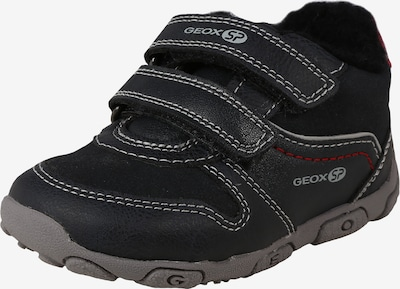 GEOX Schuhe 'FIRST STEP' in navy / rot, Produktansicht