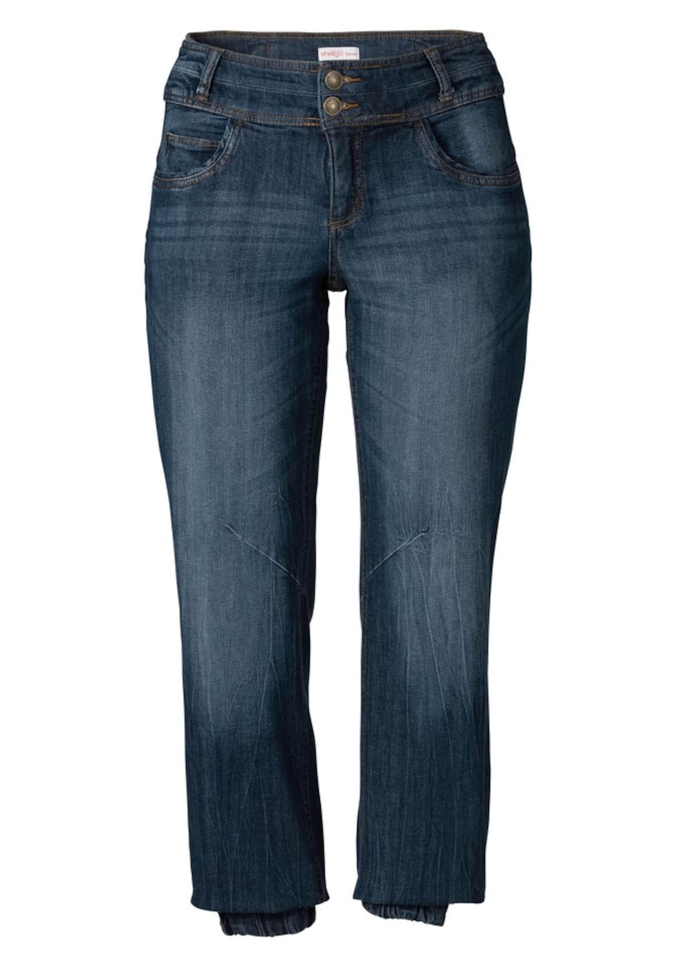 sheego denim Stretch-Jeans Billig Wirklich Manchester Großer Verkauf Günstiger Preis vom5b