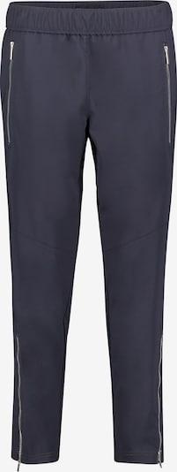 Betty Barclay Schlupfhose mit Reißverschluss in blau: Frontalansicht