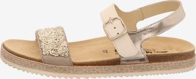 MEPHISTO Sandale in nude, Produktansicht