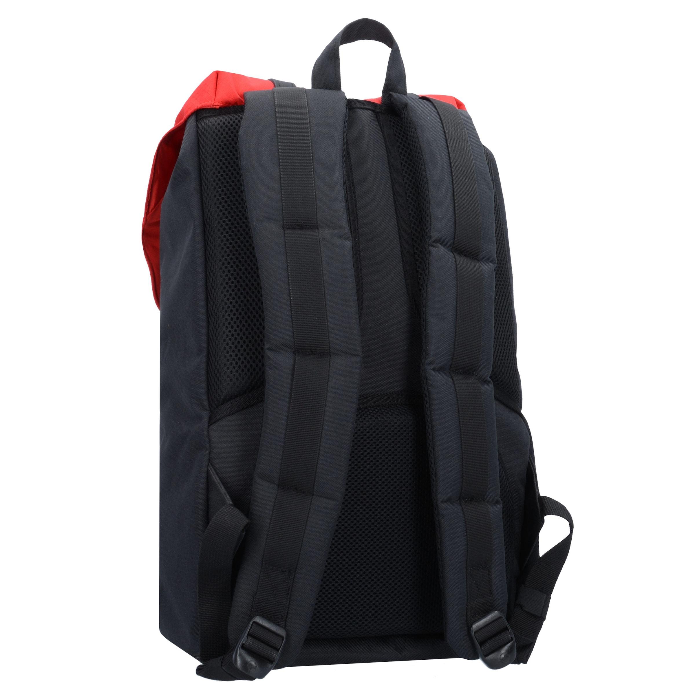 Herschel Little America 18 Backpack Rucksack 52 cm Laptopfach Freies Verschiffen Truhe Bilder jUPvdV