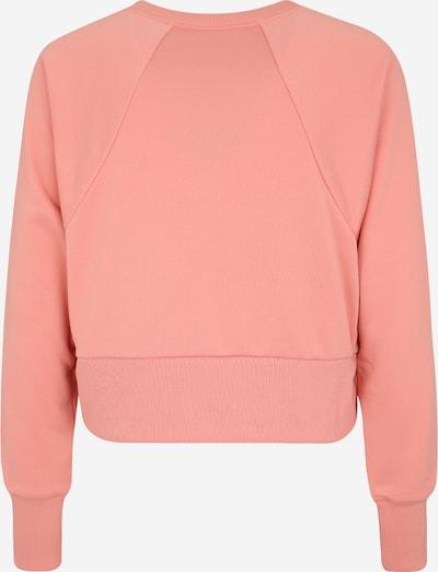 NIKE T-shirt fonctionnel 'GET FIT' en rose / noir / blanc: Vue de dos