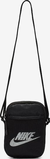Nike Sportswear Taška cez rameno - čierna / biela, Produkt