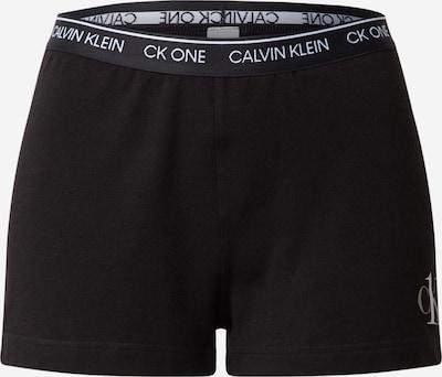 Pižaminės kelnės iš Calvin Klein Underwear , spalva - juoda, Prekių apžvalga