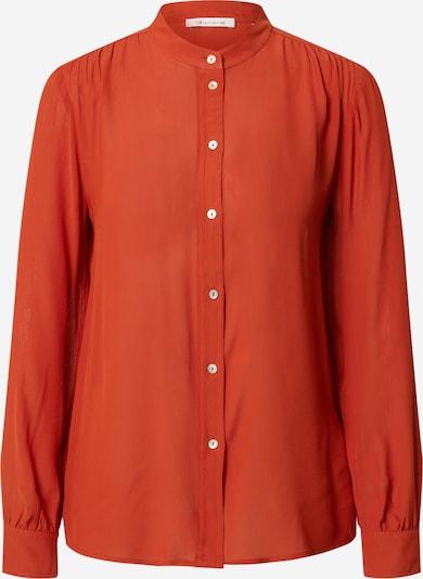 Rich & Royal Blouse in de kleur Oranjerood, Productweergave