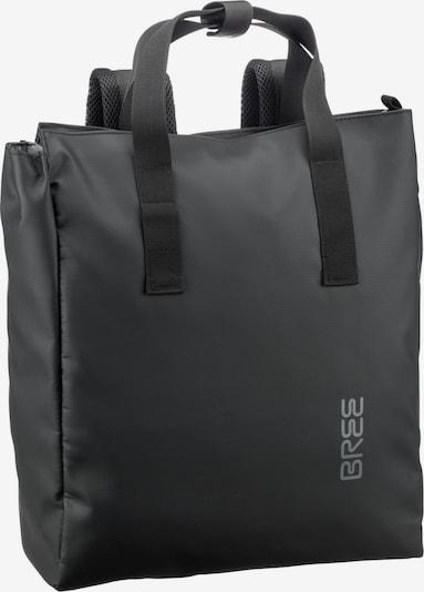 BREE Rucksack 'Punch 732' in schwarz, Produktansicht