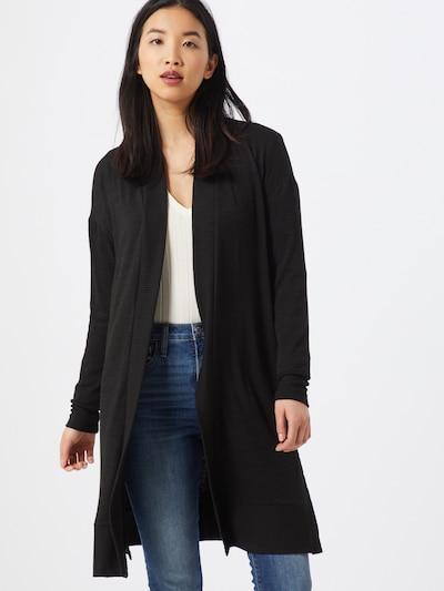 GAP Strickjacke in schwarz, Modelansicht