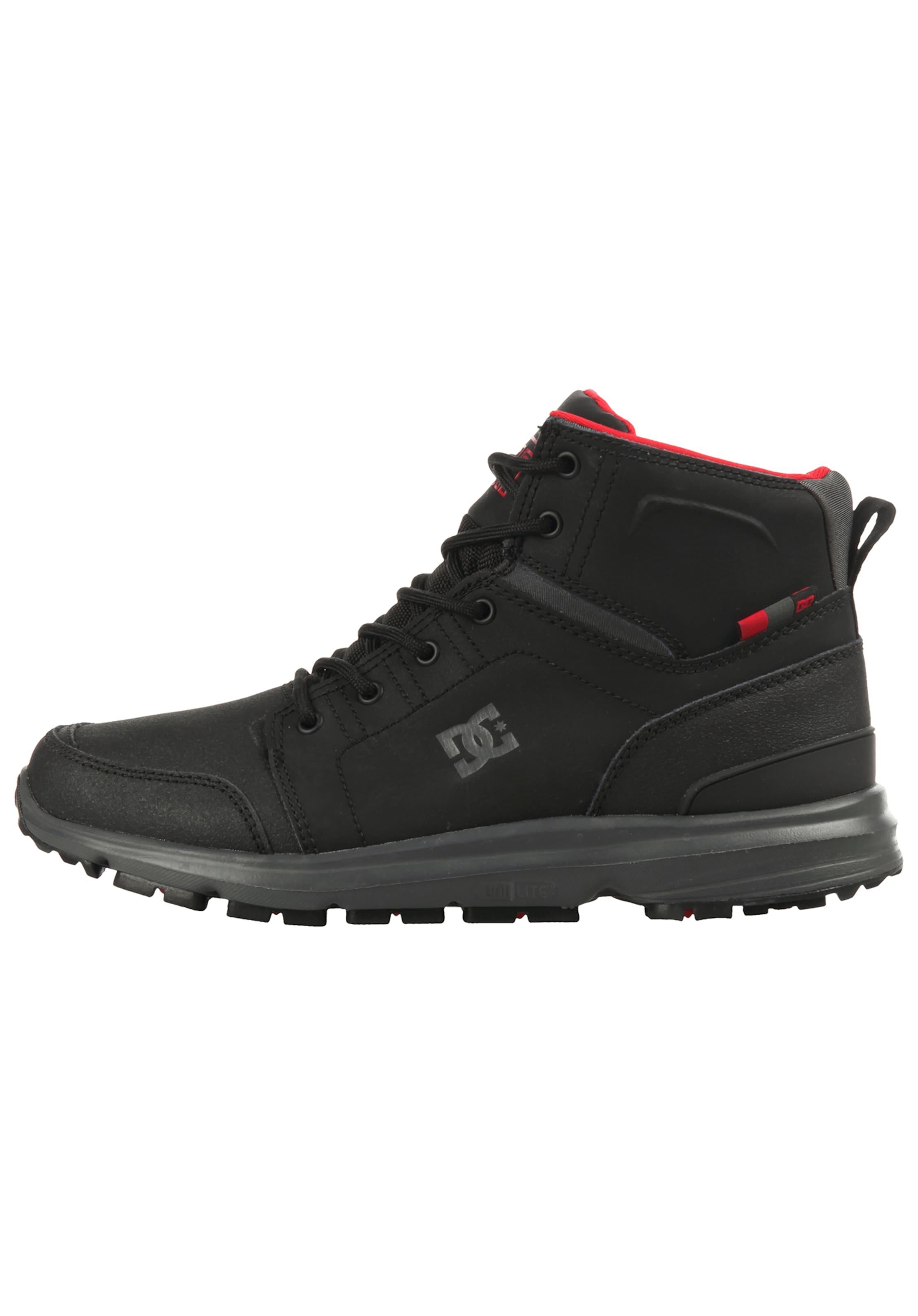 'torstein' Dc DunkelgrauRot In Stiefel Shoes Schwarz fbvIYyg76m