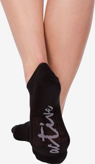 LASCANA ACTIVE Socken in schwarz, Produktansicht