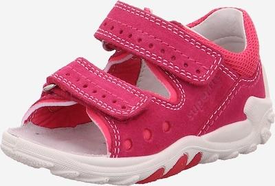 SUPERFIT Sandały 'FLOW' w kolorze różowym, Podgląd produktu