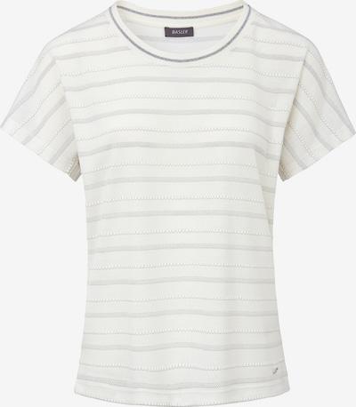 Basler T-Shirt in wollweiß, Produktansicht