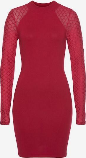 MELROSE Strickkleid in rot, Produktansicht