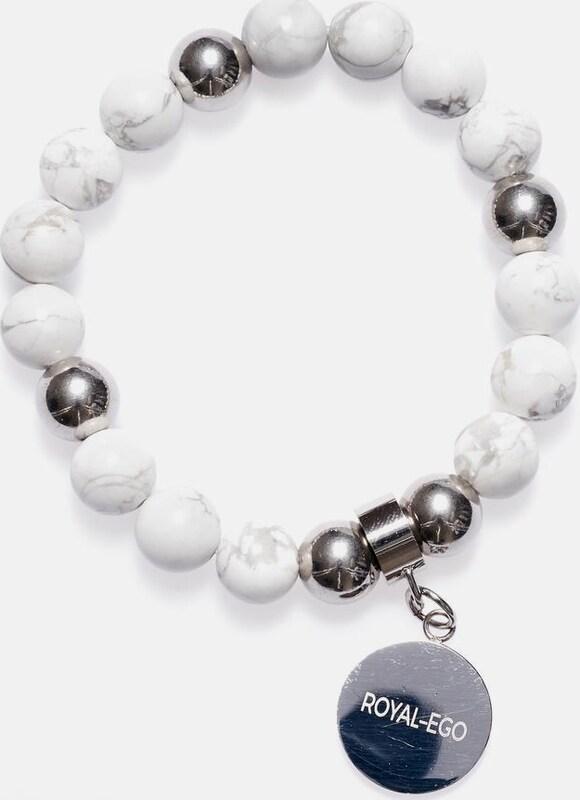 Royal-ego Bracelet White Turquoise, 1339