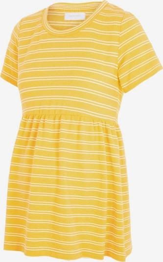 MAMALICIOUS Shirt in gelb, Produktansicht