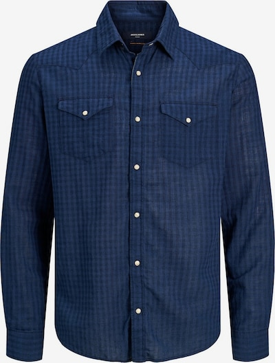 JACK & JONES Hemd 'JPRBLUWESTON' in blau, Produktansicht