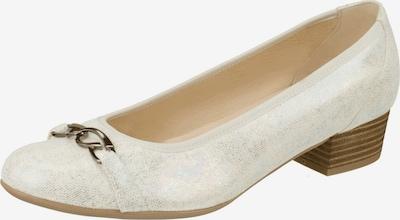 Lei by tessamino Ballerina 'Emilia' in perlweiß, Produktansicht