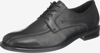 WALDLÄUFER Schnürschuh in schwarz, Produktansicht