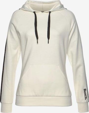 BENCH Sweatshirt in Beige