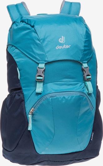 DEUTER Rucksack 'Junior' in hellblau, Produktansicht