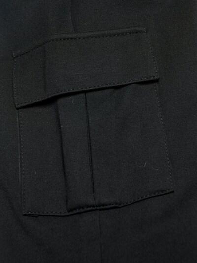KIDS ONLY Cargohose in schwarz: Frontalansicht