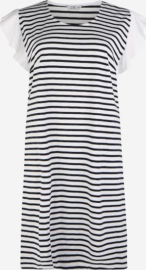 Z-One Kleid 'Maja' in schwarz / weiß, Produktansicht