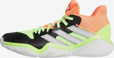 ADIDAS PERFORMANCE Sportschuh in neongrün / neonorange / schwarz, Produktansicht