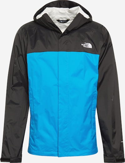 THE NORTH FACE Jacke in hellblau / schwarz, Produktansicht