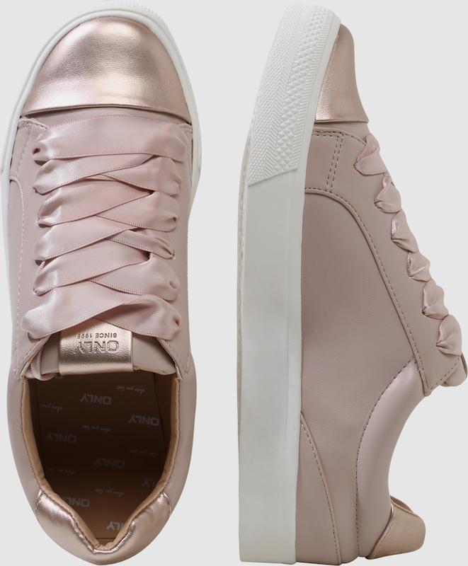 Only Sneaker Skye Toe Cap Sneaker