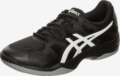 ASICS Sportschuh 'Tactic' in schwarz / weiß, Produktansicht