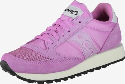 saucony Schuhe ' Jazz Original Vintage W ' in lila / pink: Frontalansicht