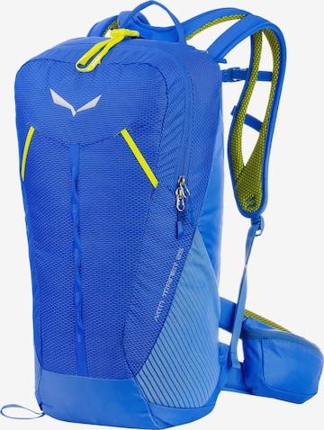 SALEWA Sports Backpack 'Trainer 25' in Blue